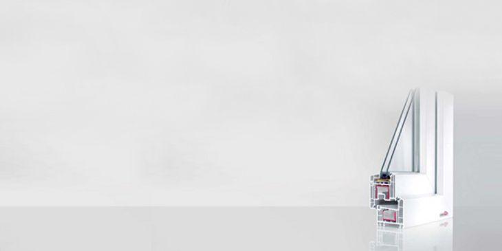 REHAU Profilo PVC EURO-DESIGN 70®  ottimo rapporto qualità prezzo  Isolamento termico e risparmio energetico
